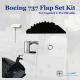 Boeing 737 Flap Set for Logitech Saitek G Pro Throttle