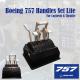 Boeing 757 Handles Set Lite for Logitech G Pro Throttle