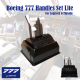 Boeing 777 Handles Set Lite for Logitech G Pro Throttle