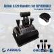 Airbus A320 Handles Set REVERSIBLE for Logitech G Pro Throttle