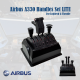 Airbus A330 Handles Set LITE for Logitech G Pro Throttle