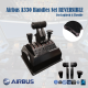 Airbus A330 Handles Set REVERSIBLE for Logitech G Pro Throttle