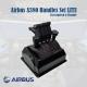 Airbus A380 Handles Set LITE for Logitech G Pro Throttle