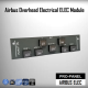 Airbus Overhead Electrical ELEC PRO-PANEL with LED