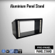 Aluminium Panel Stand (Black) for Cockpit phD panels