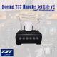 Boeing 737 Handles Set Lite for CH Throttle Quadrant (Version 2)