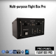 Multi-Purpose Flight Box Pro (with Panel Stand)