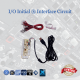 I/O Initial® Plug & Play 12-Input USB Interface Circuit I/O Card Set (12 Inputs + 1 POV)