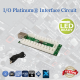I/O Platinum® 12-Input USB Interface Circuit, LED Version
