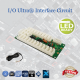 I/O Ultra® 20-Input USB Interface Circuit, LED Version