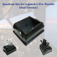 Quadrant Box for Logitech G Pro Throttle (Dual throttles)