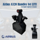 Airbus A320 Handles Set (Single Arm Dual Version) for Logitech G Pro Throttle