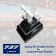 Boeing style Handles (SiIngle Arm Dual Version) for Saitek Throttle Quadrant
